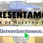 Estrenando web en talleres Vicente Seco